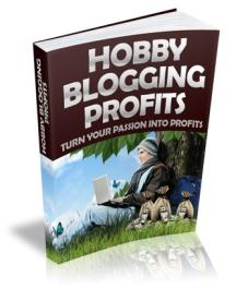 Хоби Blogging Печалбите